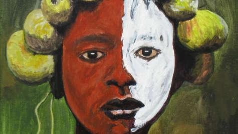 40 x 30 cm  Acrylic on canvas