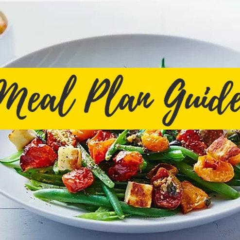 Thrive Meal Plan PDF