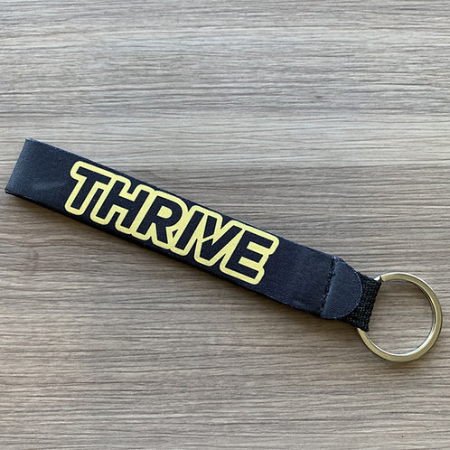 Thrive Key Chain (bold)