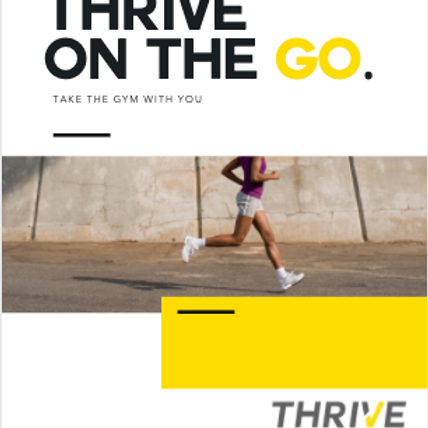 Thrive on the Go PDF