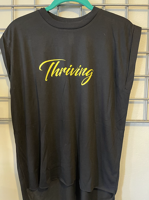 Thriving Rolled Cuff Shirt