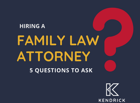 Questions to Ask When Looking for A Family Law Attorney