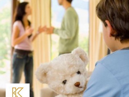 8 Things To-Do to Protect Your Children During a Divorce