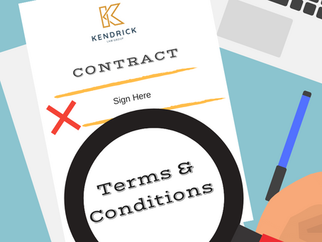 Look Before You Sign on the Line: The Importance of Reviewing Your Contracts