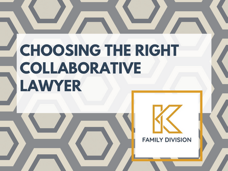Choosing the Right Collaborative Lawyer