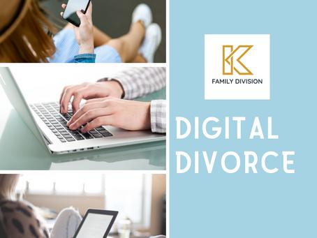 Digital Divorce