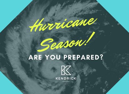Hurricane Preparedness for Business, Property, and Estate