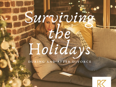 Surviving the Holidays During and After Divorce