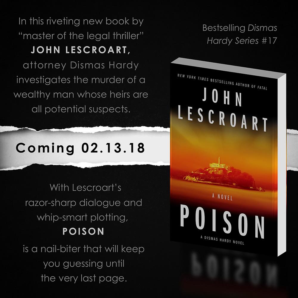 Poison by John Lescroart