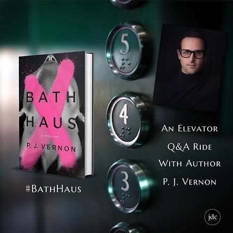 Elevator Ride with PJ Vernon BATH HAUS n