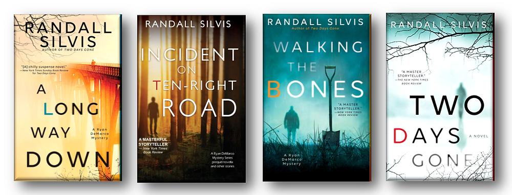 Randall Silvis Books