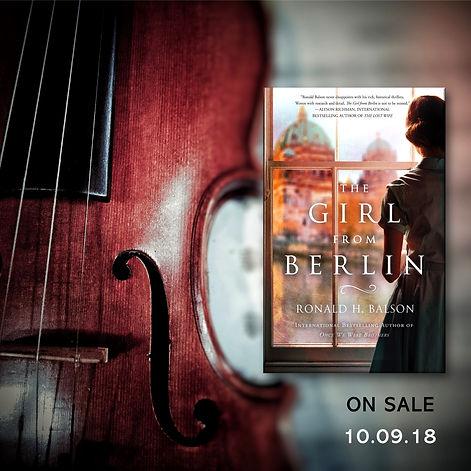 The Girl From Berlin violin date at bott