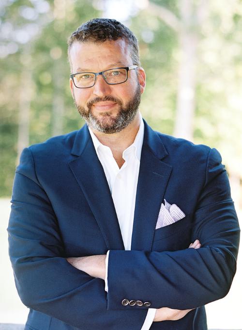 Author John Hart