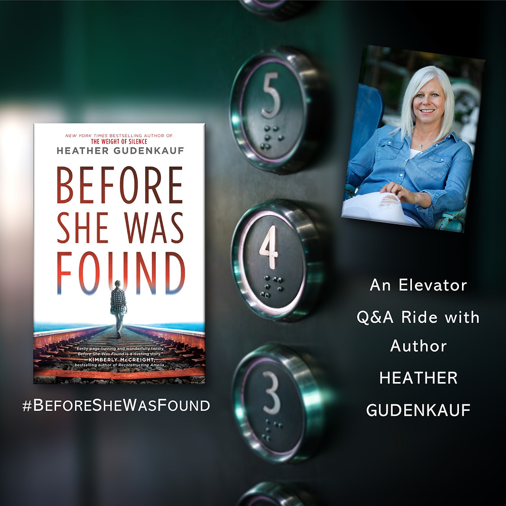 Q&A with Heather Gudenkauf