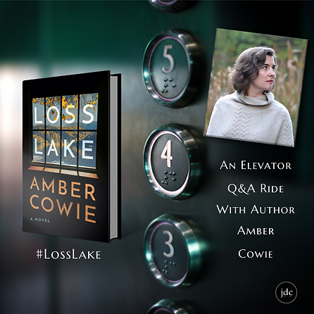 Elevator Ride with Amber Cowie LOSS LAKE