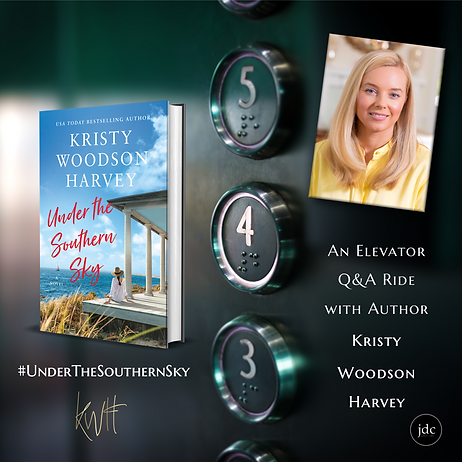 Elevator Ride Q&A Kristy Woodson Harvey