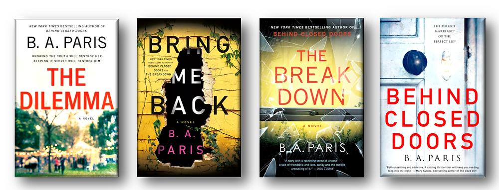 BA Paris Books
