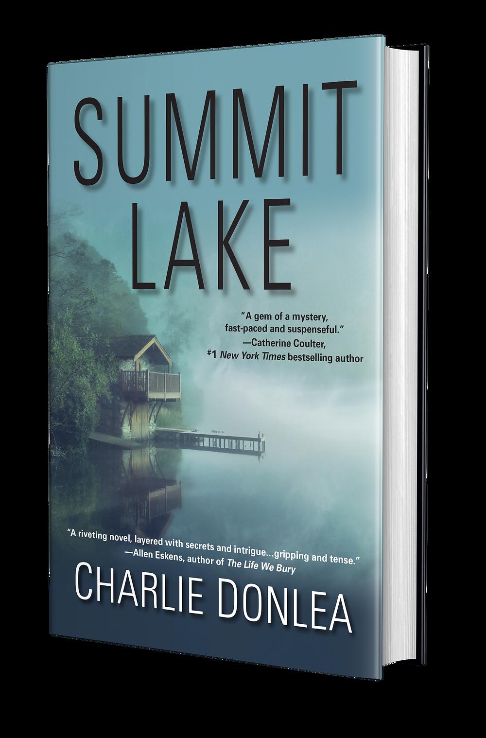Summit Lake L A Nc Murder Mystery L Crime Thriller