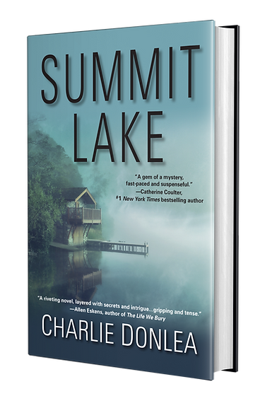 Summit Lake by Charlie Donlea