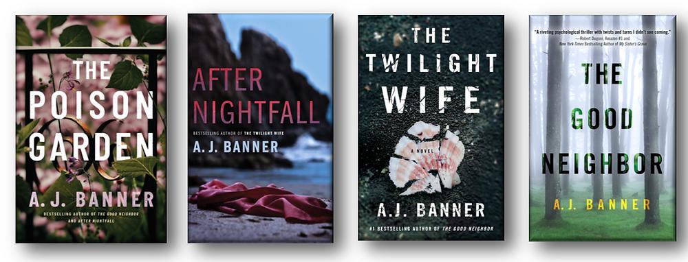 A J Banner Books
