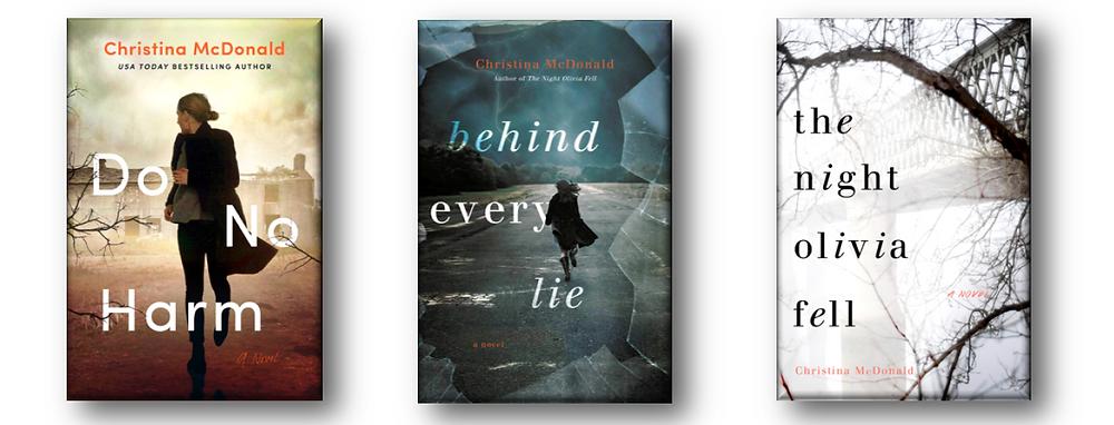 Christina McDonald Books