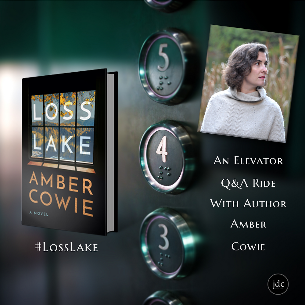 Loss Lake Interview with Amber Cowie