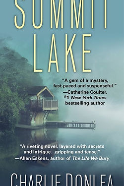 Summit Lake Paperback