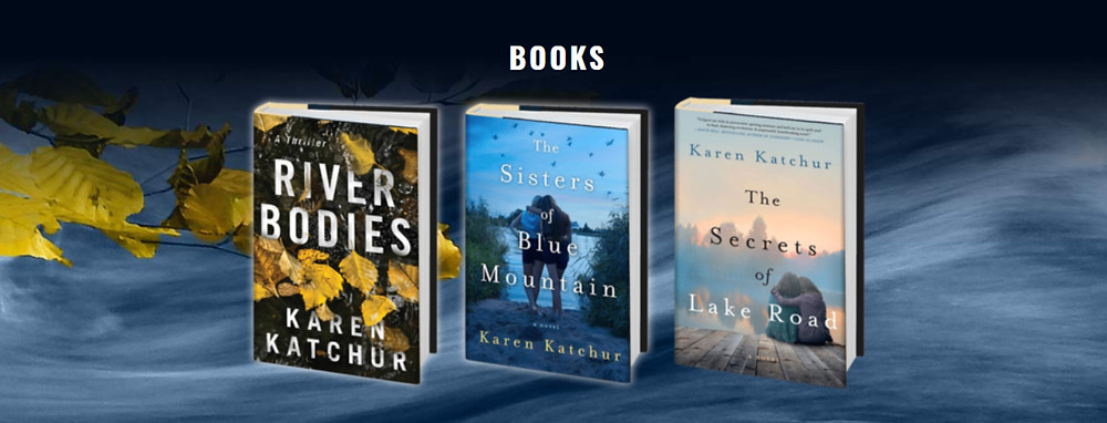 Karen Katchur Books