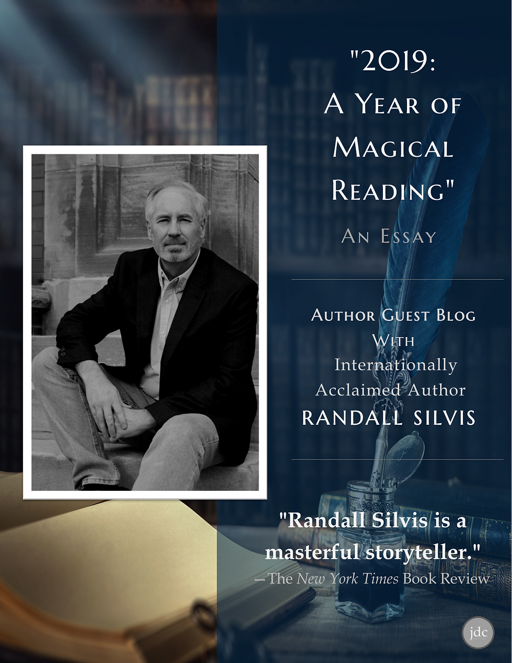 An Essay by Acclaimed Author Randall Silvis