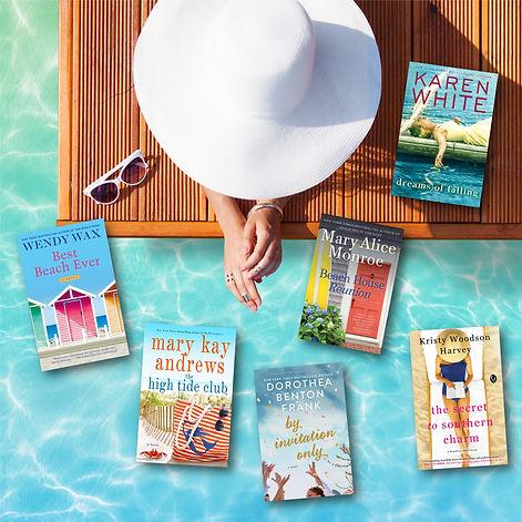 southern summer books pool.jpg
