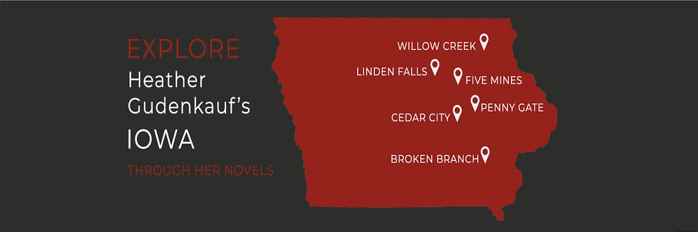 Explore Iowa Through Heather's Novels
