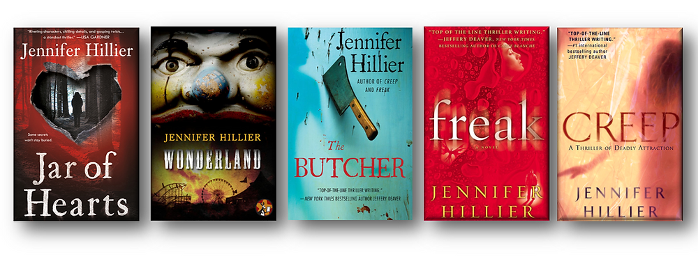 Jennifer Hillier Books