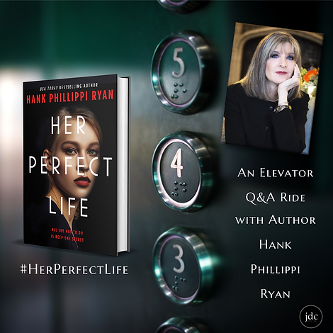 Elevator Ride Hank Phillippi Ryan Her Pe