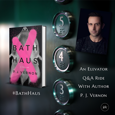 Elevator Ride with PJ Vernon BATH HAUS.p