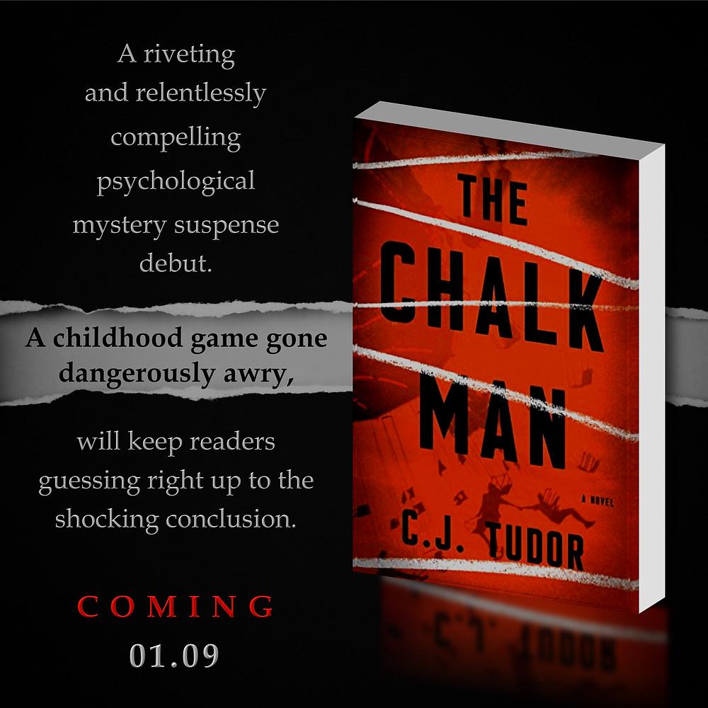 The Chalk Man JDCMustReadBooks
