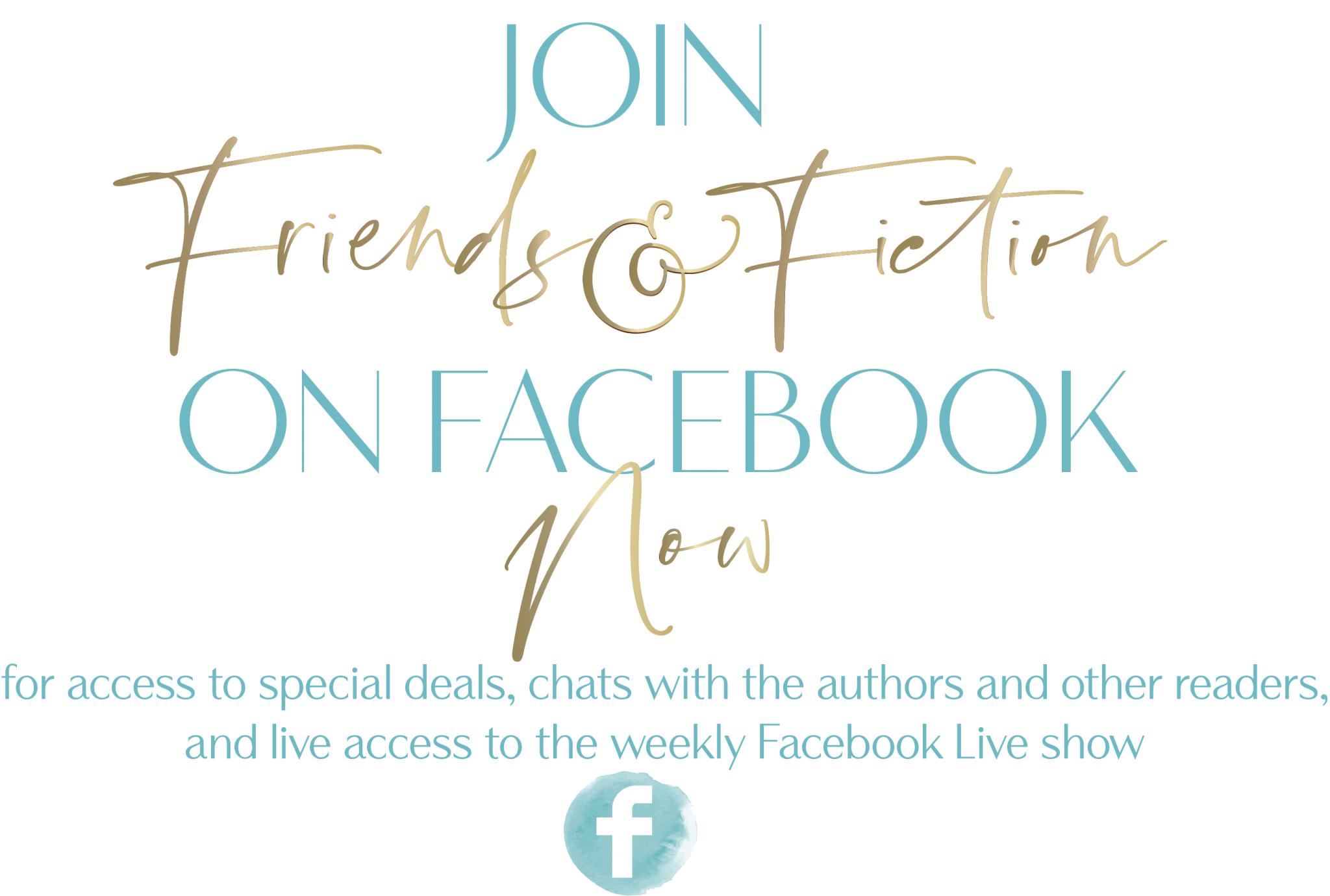 Friends and Fiction Facebook