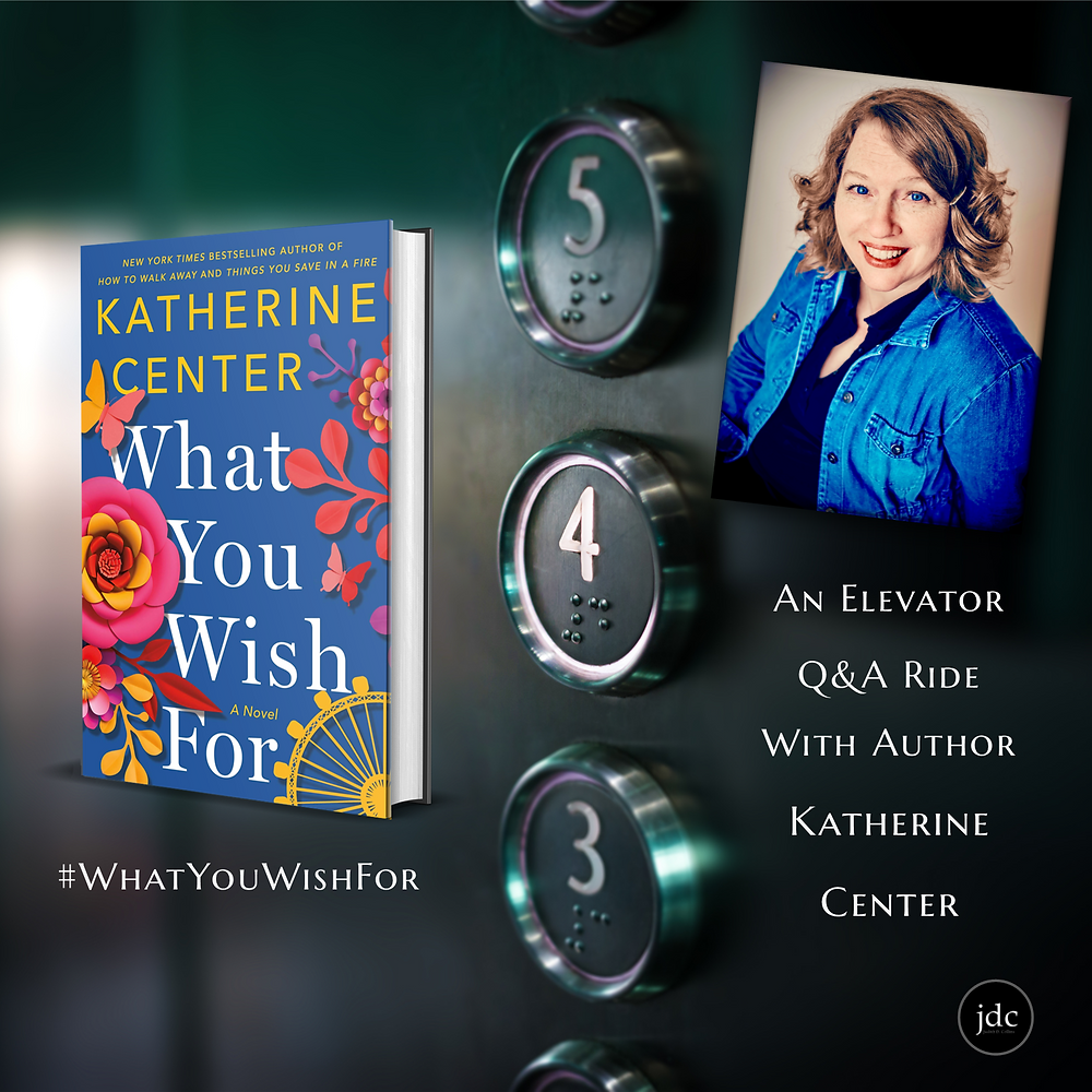 Q&A with Katherine Center