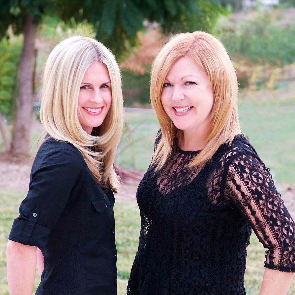 Lisa and Liz