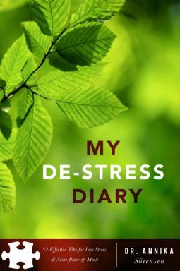 de-stress diary