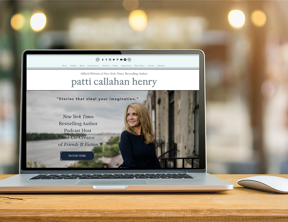 patti website laptop judy NEW with stori