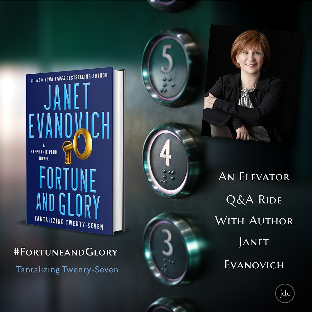 Q&A with Janet Evanovich