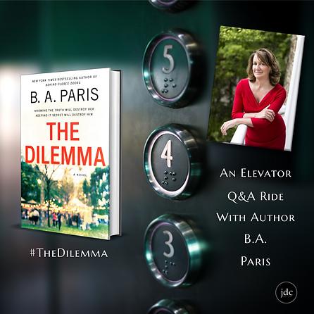Elevator Ride with BA Paris The Dilemma.