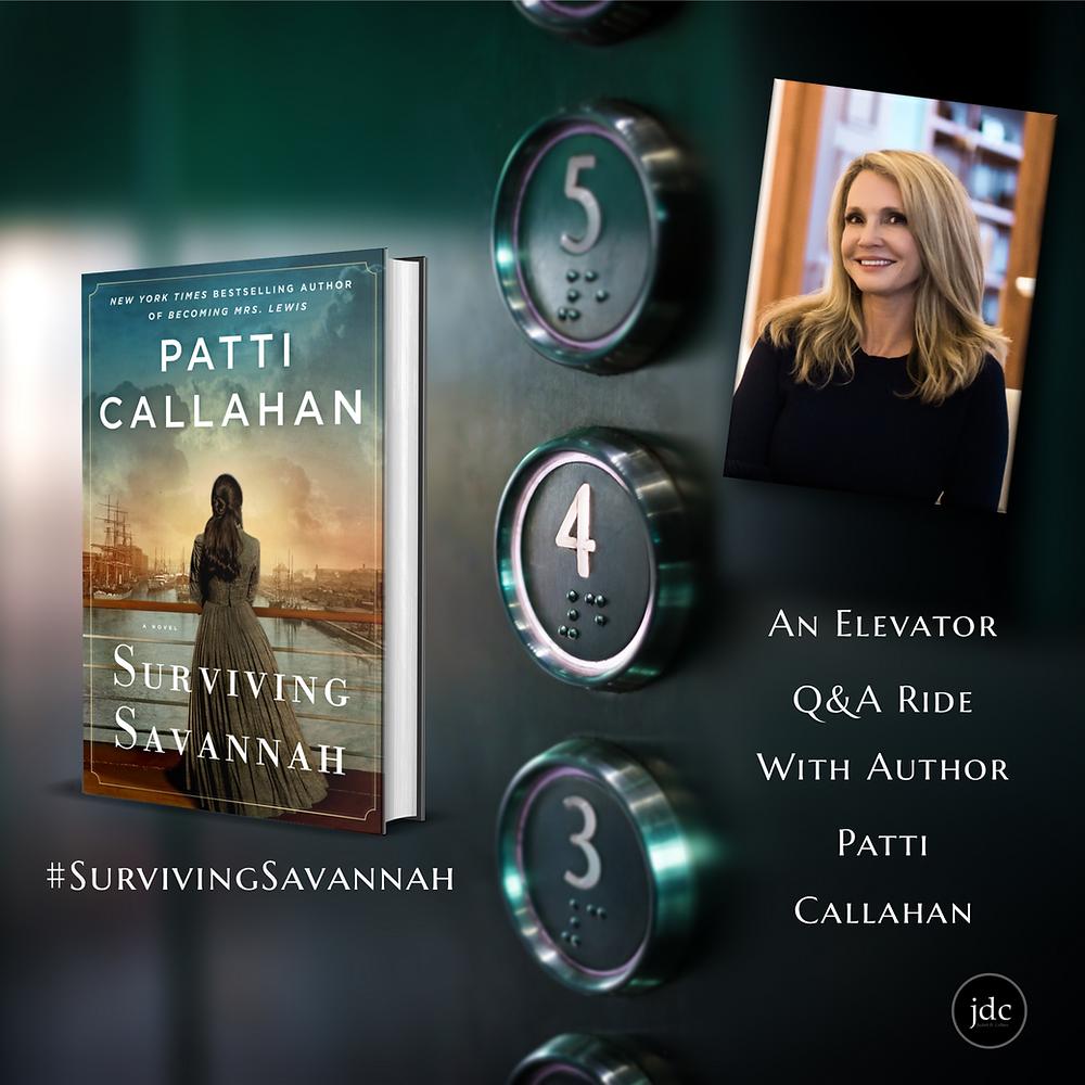 Q&A with Patti Callahan