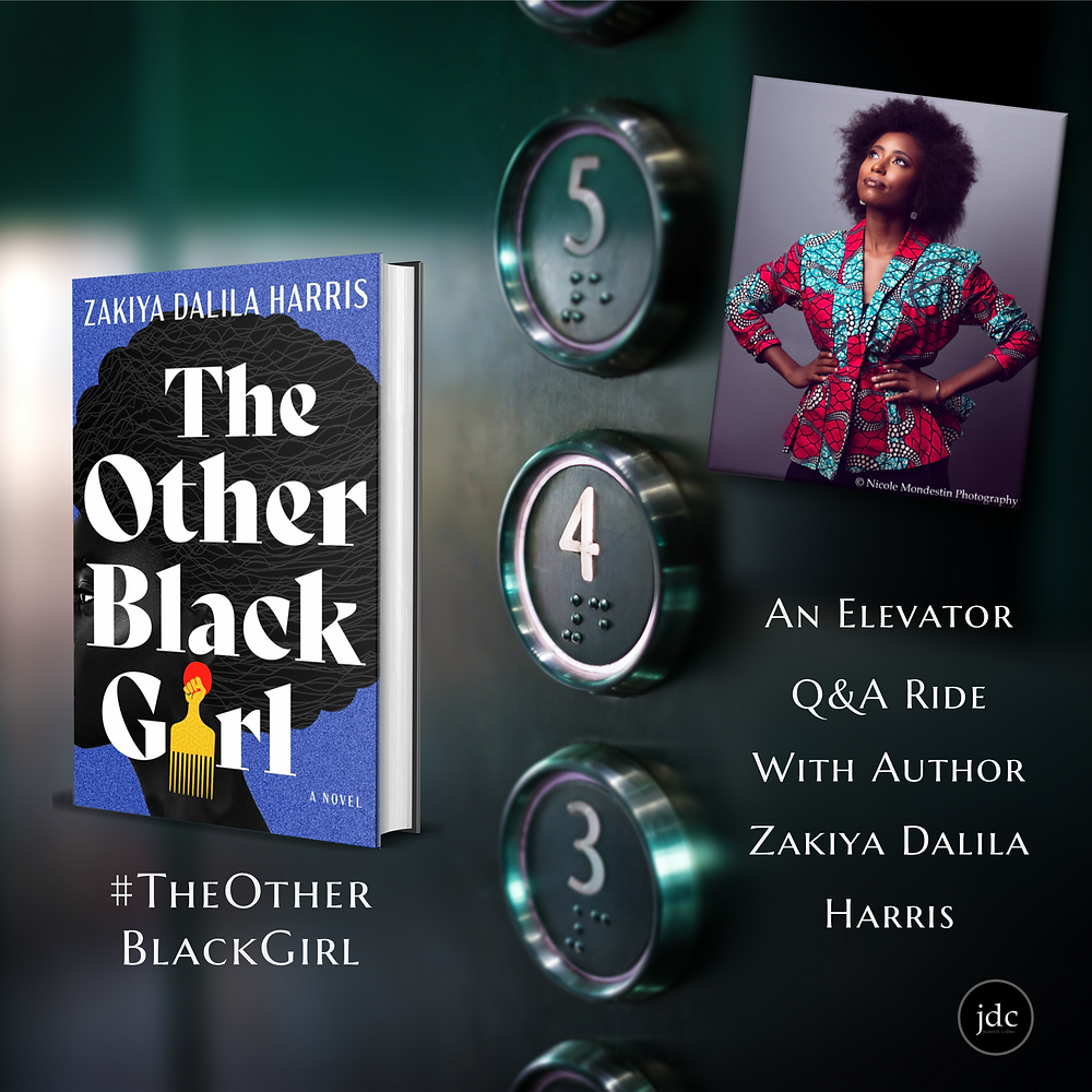 The Other Black Girl Interview