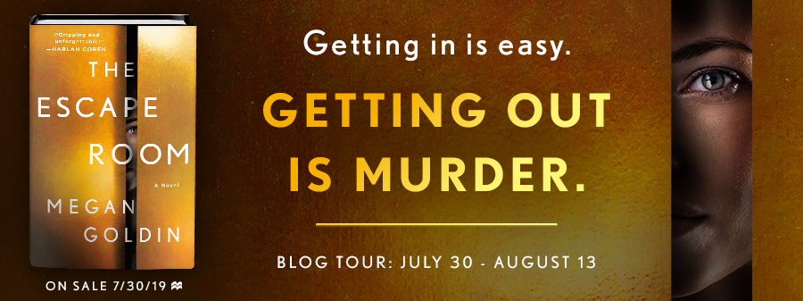 Welcome to Blog Tour with Megan Goldin #JDCMustReadBooks