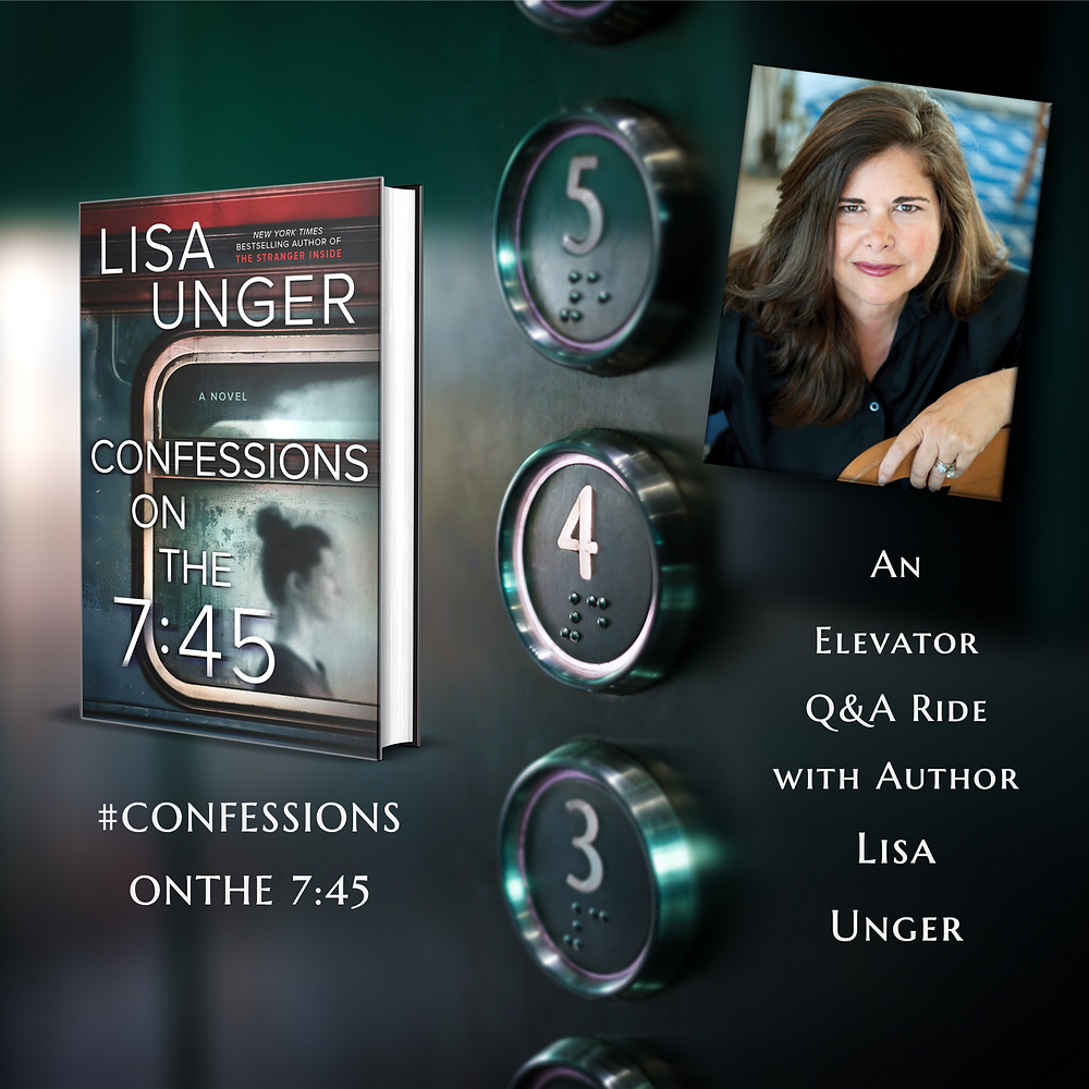 Q&A with Lisa Unger