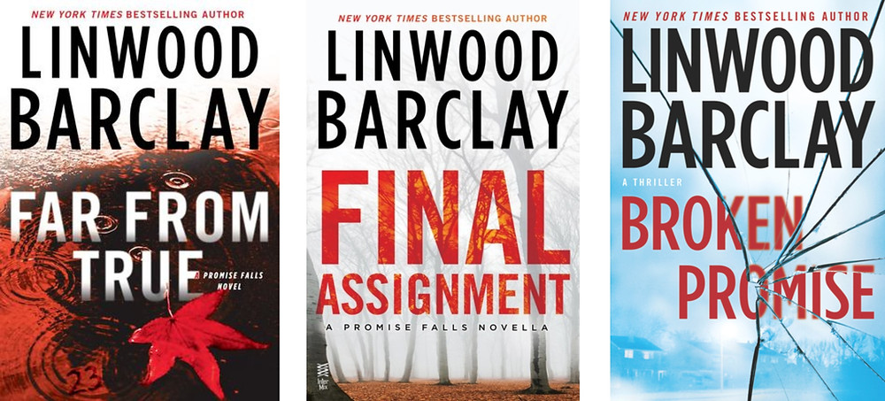 Buy the Books - Linwood Barclay