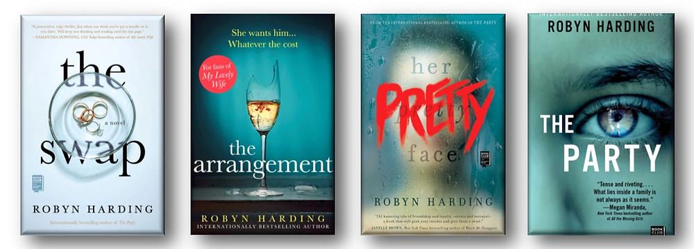 Robyn Harding Books