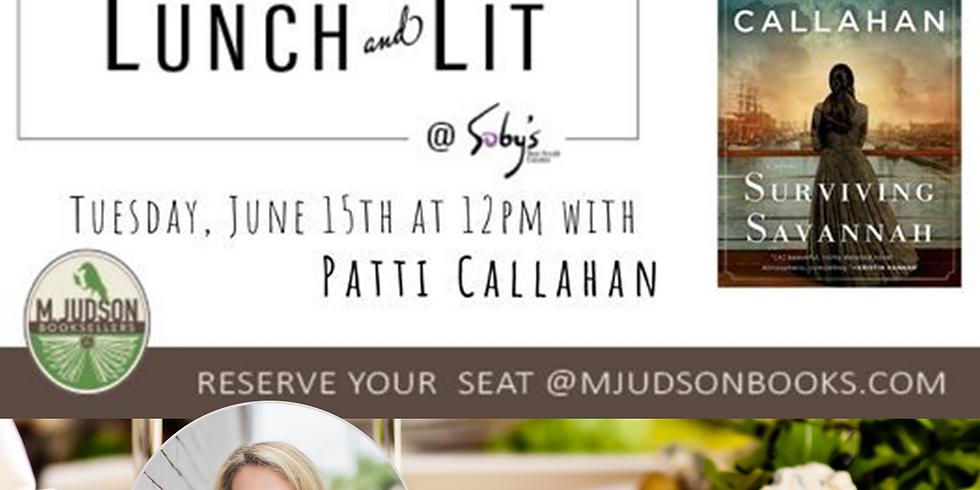 GREENVILLE, SC | Lunch & Lit  Tues, June 15, 2021 @ 12:00 pm ET