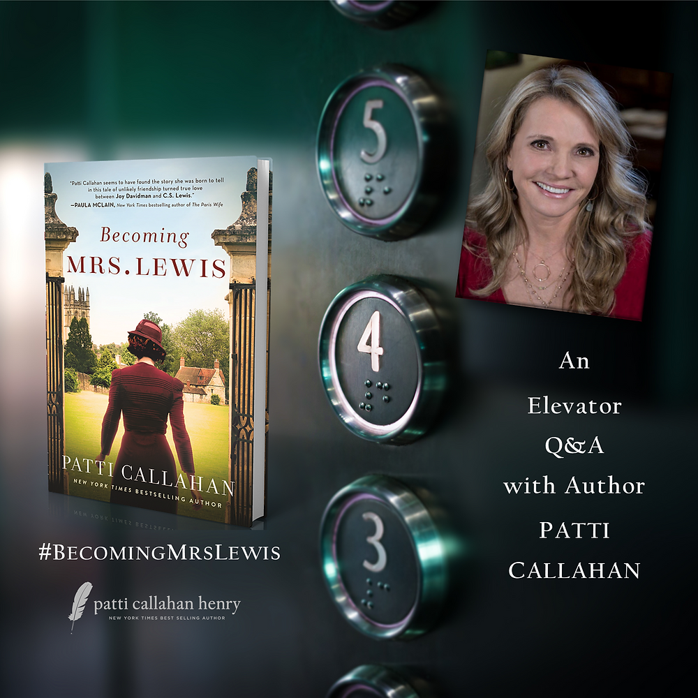 Q&A Elevator Ride with Patti Callan Henry